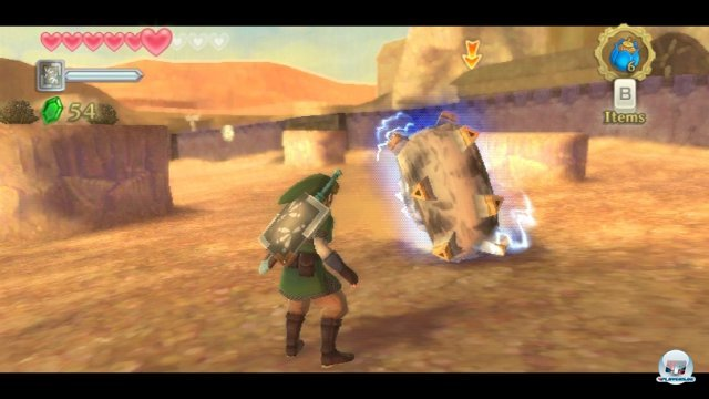 Screenshot - The Legend of Zelda: Skyward Sword (Wii) 2284197