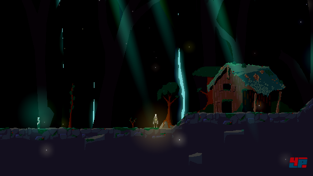 Screenshot - The Thin Silence (Mac)