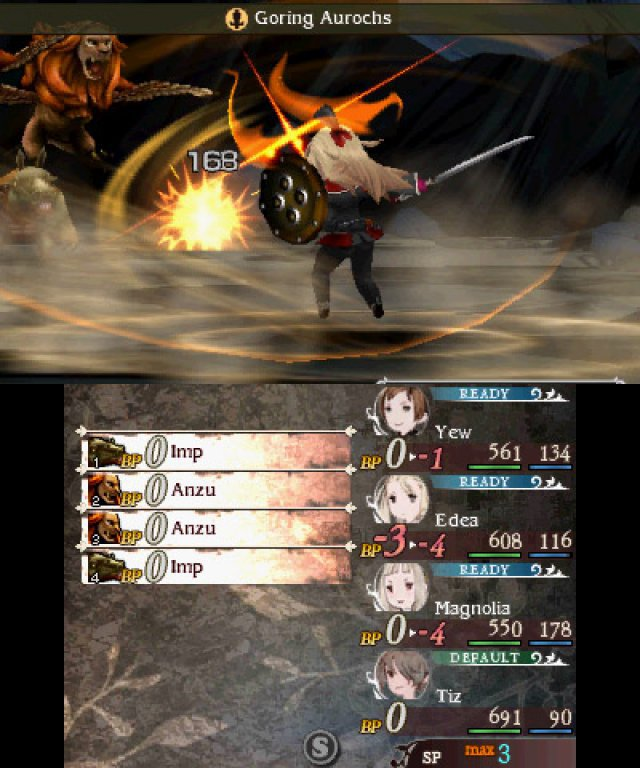 Screenshot - Bravely Second: End Layer (3DS) 92520754