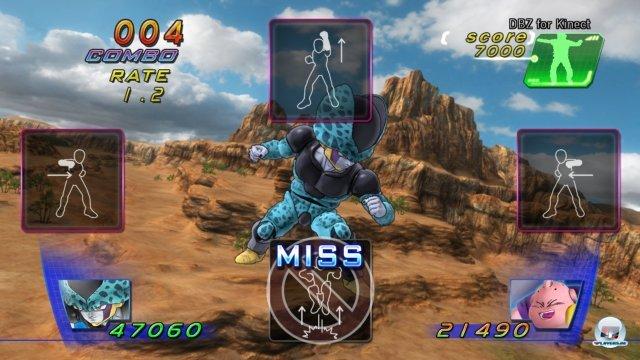 Screenshot - DragonBall Z für Kinect (360)
