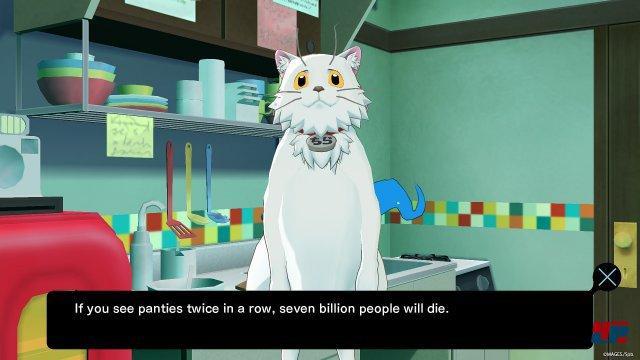 Screenshot - Punch Line (PS4)
