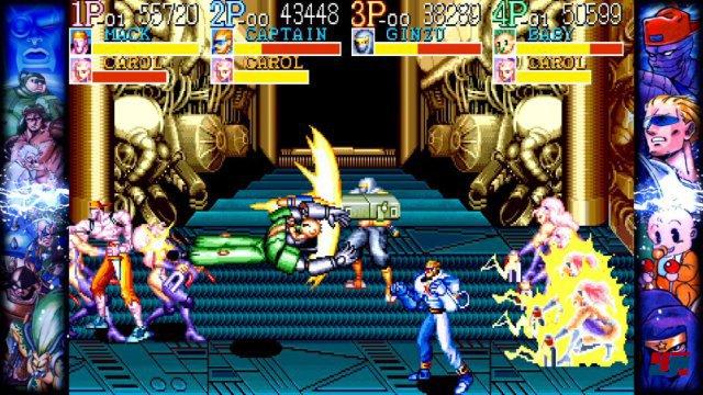 Screenshot - Capcom Beat 'Em Up Bundle (PC) 92573853