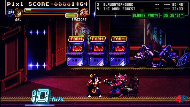 Screenshot - Fight'N Rage (Switch) 92600596
