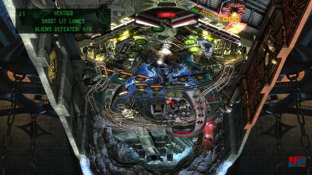 Screenshot - Aliens vs. Pinball (PC) 92524903