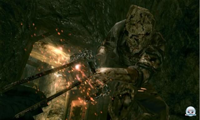 Screenshot - Resident Evil: The Mercenaries 3D (3DS)