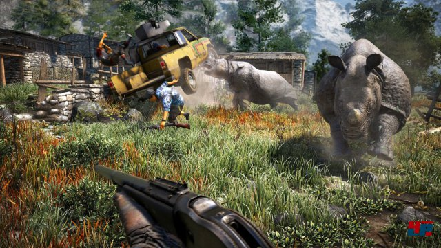 Screenshot - Far Cry 4 (360) 92488037