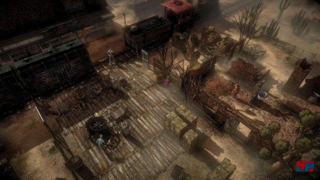 Screenshot - Hard West (Linux) 92521484