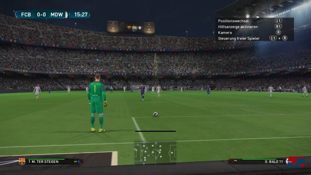 Screenshot - Pro Evolution Soccer 2017 (PS4) 92533233