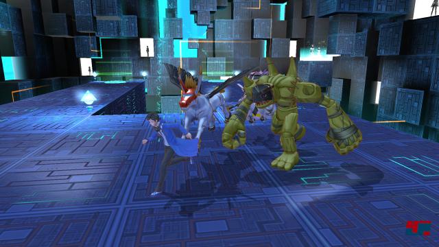 Screenshot - Digimon Story: Cyber Sleuth - Hacker's Memory (PS4) 92542701