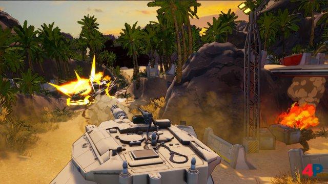 Screenshot - Earthbreakers (PC)