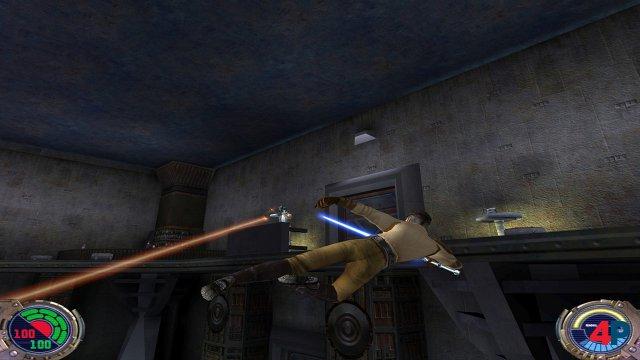 Screenshot - Star Wars: Jedi Knight II - Jedi Outcast (Switch) 92595655