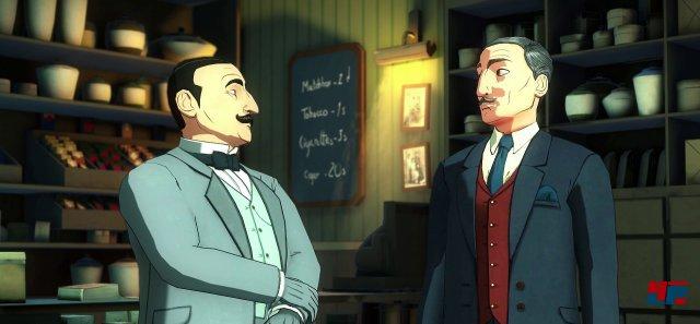 Screenshot - Agatha Christie: The ABC Murders (Mac) 92519658