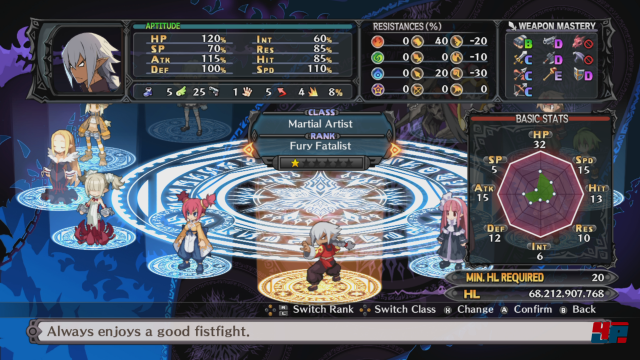 Screenshot - Disgaea 5: Alliance of Vengeance (Switch) 92543834