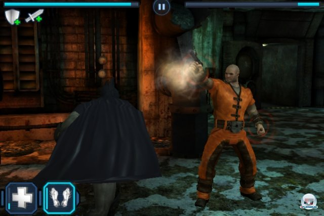 Screenshot - Batman: Arkham City Lockdown (iPhone) 2298442