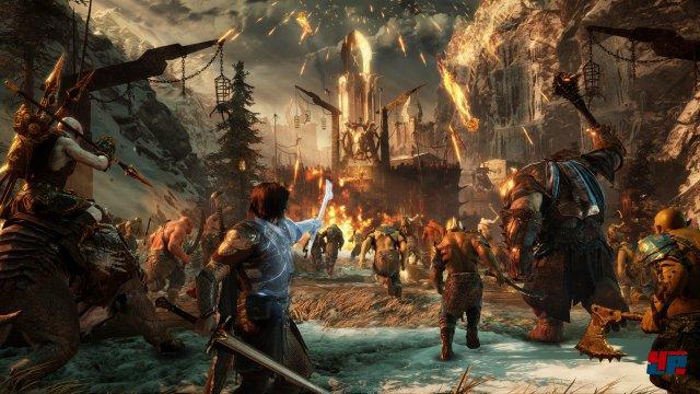 Festungs-Eroberungen sind ein neues Element und wurden mit der Kernmechanik des Nemesis-Systems verknüpft.