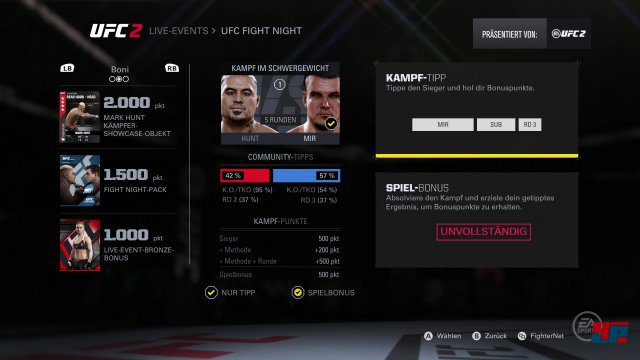 Screenshot - EA Sports UFC 2 (PlayStation4) 92522352