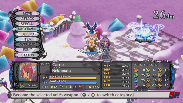 Screenshot - Disgaea 5: Alliance of Vengeance (Switch) 92543850