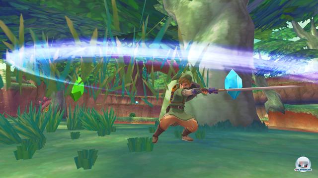 Screenshot - The Legend of Zelda: Skyward Sword (Wii) 2243404