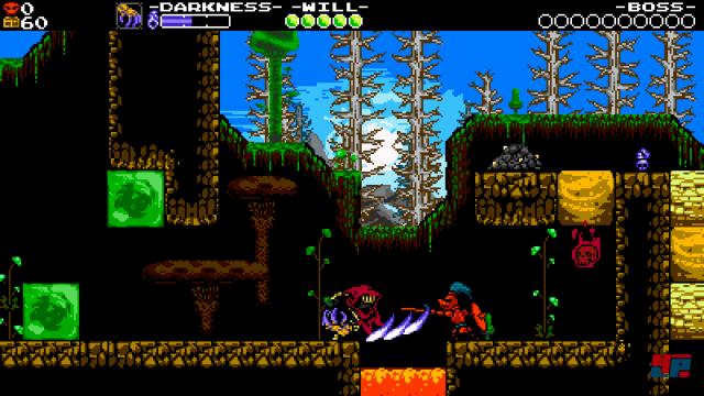 Screenshot - Shovel Knight: Specter of Torment (Linux) 92543215