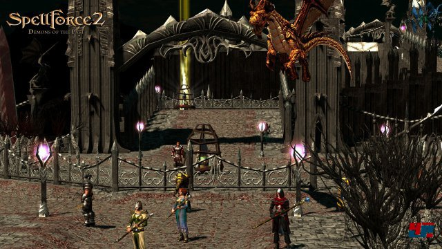 Screenshot - SpellForce 2: Demons of the Past (PC) 92475689