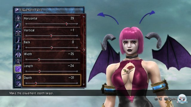 Screenshot - Soul Calibur V (PlayStation3) 2283337