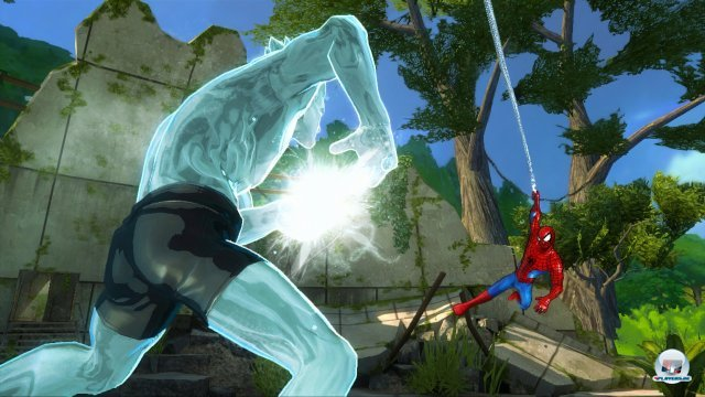 Screenshot - Marvel Avengers: Kampf um die Erde (Wii_U) 92401062