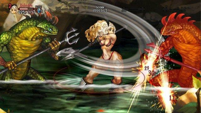 Screenshot - Dragon's Crown (PlayStation3) 92458570