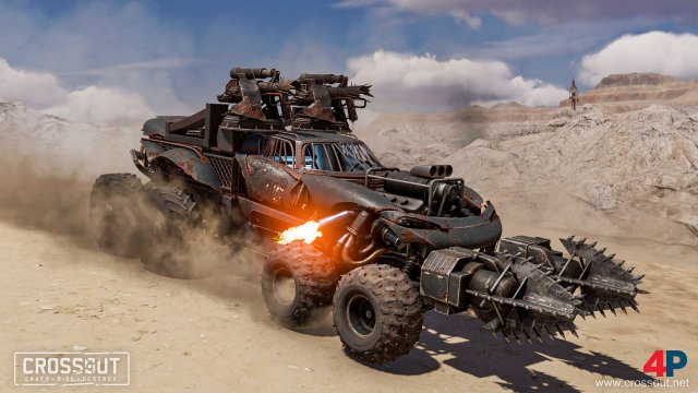 Screenshot - Crossout (PC) 92590723