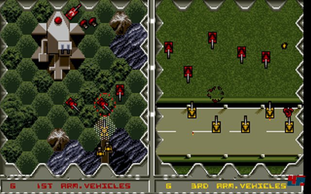 Screenshot - Battle Isle (Oldie) (PC)