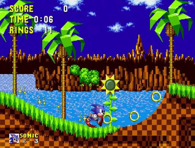 Screenshot - Sonic The Hedgehog (Klassiker) (MegaDrive) 92650865