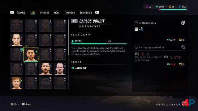 Screenshot - EA Sports UFC 4 (PS4)
