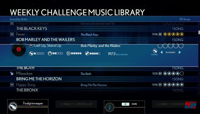 Screenshot - Rock Band Rivals (PS4) 92537230