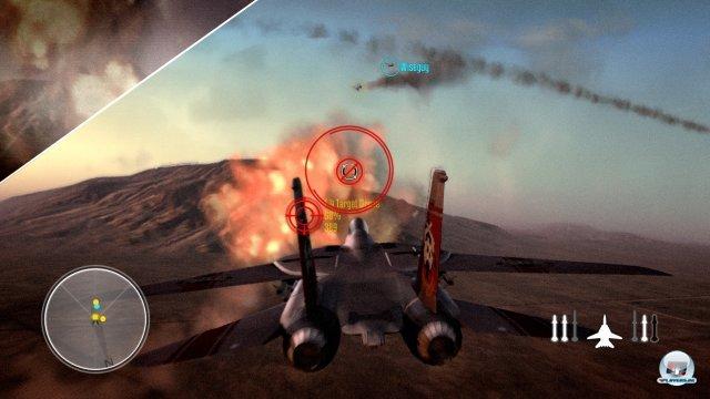 Screenshot - Top Gun: Hard Lock (PC)