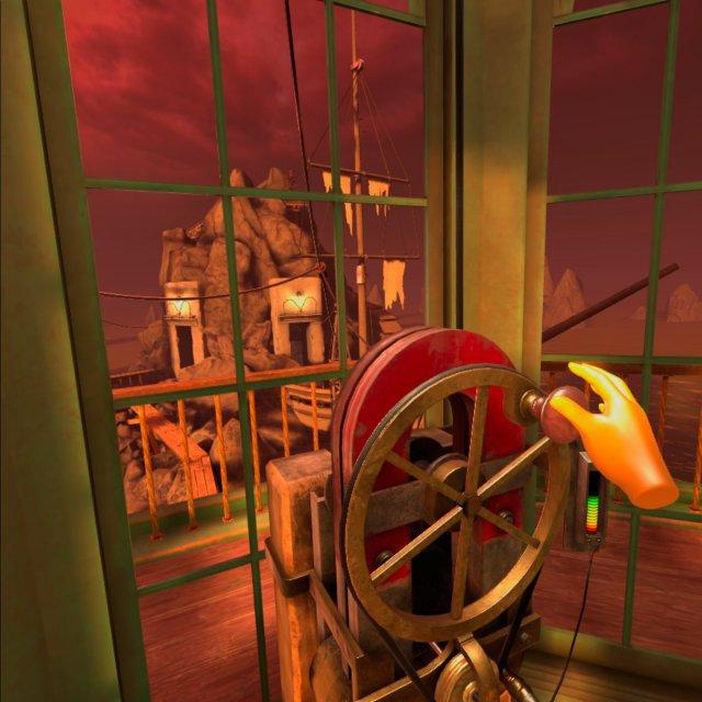 Screenshot - Myst (Remake) (OculusQuest, PC, VirtualReality) 92632243