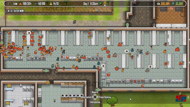 Screenshot - Prison Architect (One) 92528885