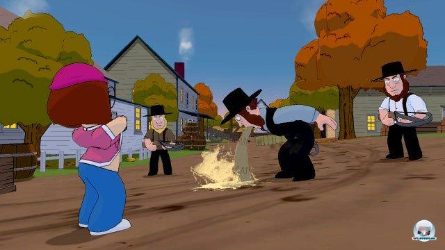 Screenshot - Family Guy: Zurück ins Multiversum (360) 92422492