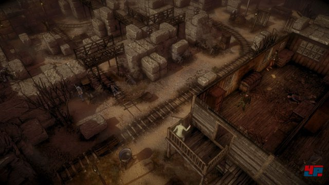 Screenshot - Hard West (Linux) 92521487