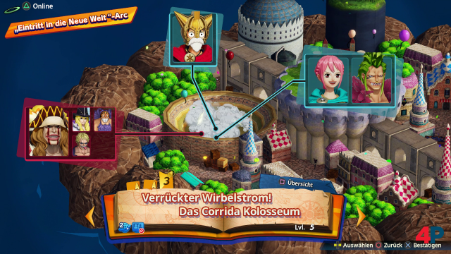 Screenshot - One Piece: Pirate Warriors 4 (PS4) 92610768