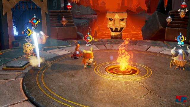Screenshot - World Of Warriors (PlayStation4)