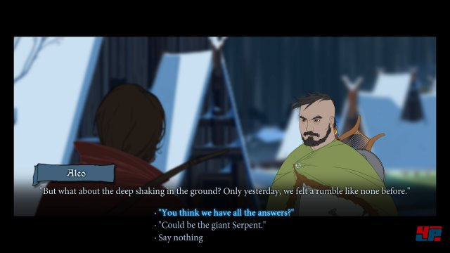 Screenshot - The Banner Saga 2 (PS4) 92529127