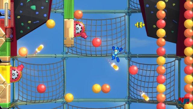 In der Welt von Bounce Man wird die Koordination auf eine harte Probe gestellt.