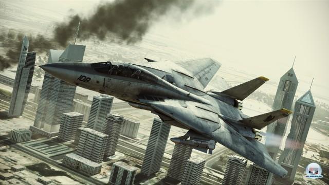Screenshot - Ace Combat: Assault Horizon (360) 2248872