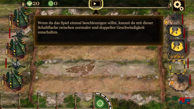 Screenshot - Warhammer 40.000: Storm of Vengeance (iPad)