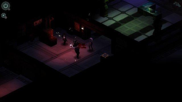 Screenshot - Shadowrun Trilogy (Switch)