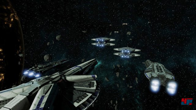 Screenshot - Battlestar Galactica Deadlock (PC) 92583254