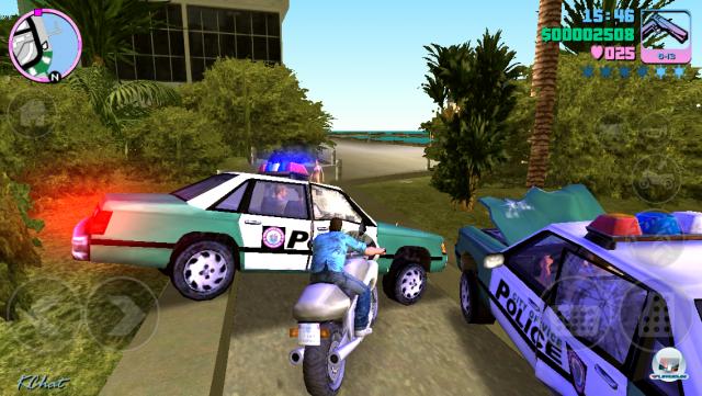 Screenshot - Grand Theft Auto: Vice City (iPhone) 92430692