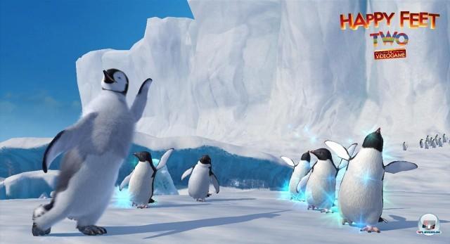 Screenshot - Happy Feet 2 - Das Videospiel (360) 2226282