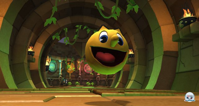 Screenshot - Pac-Man and the Ghostly Adventures (360) 92469491