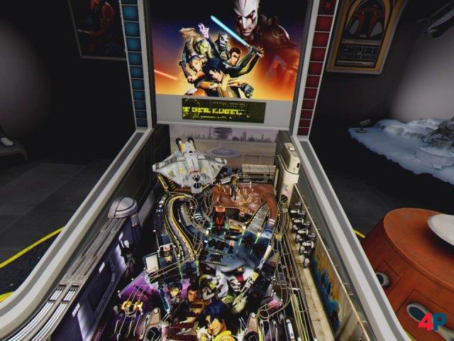 Screenshot - Star Wars Pinball VR (PlayStationVR) 92640890