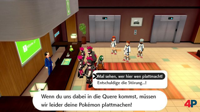 Screenshot - Pokémon Schwert & Schild (Switch) 92600613